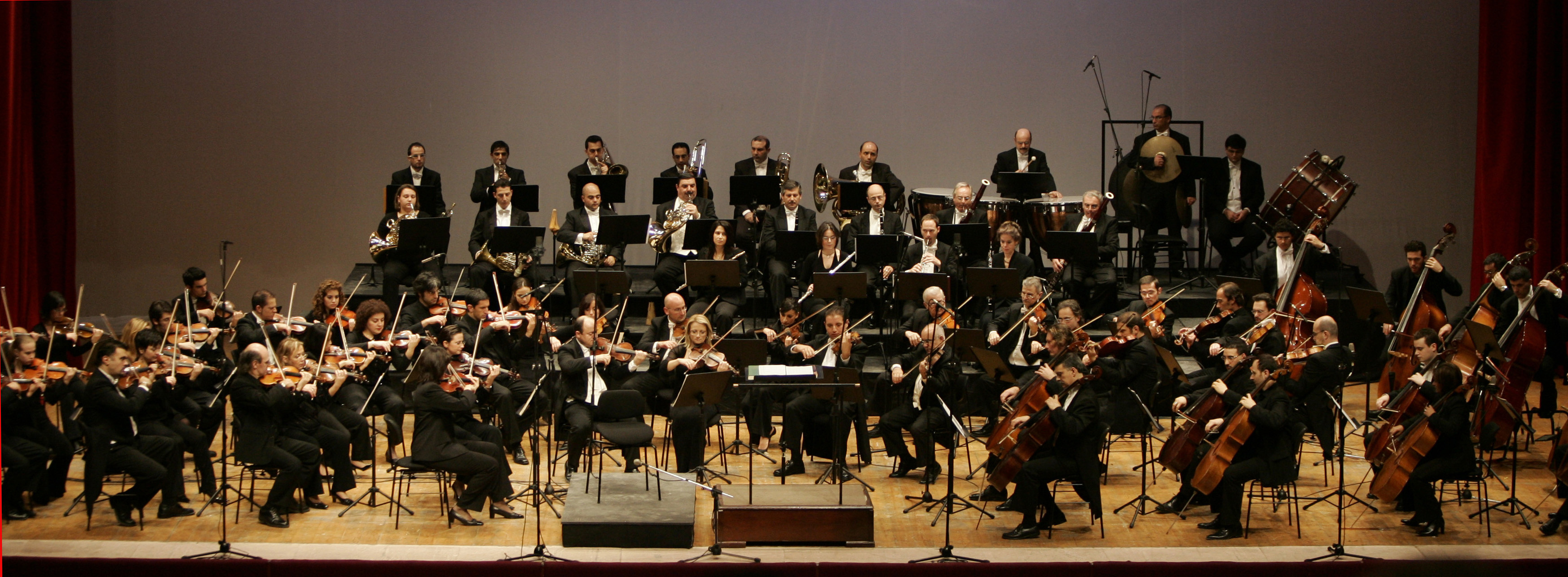 Photo of the Malta Philharmonic Orchestra