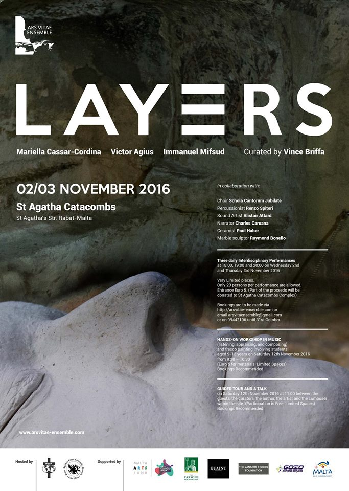 Poster of the event Layers